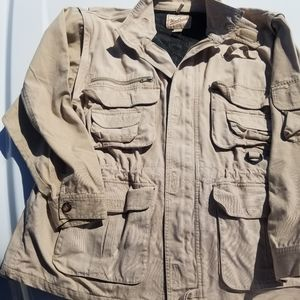 Woolrich jacket with removable sleeves